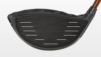 Face view of G400 Driver